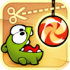 Накорми лягушонка в Cut the Rope